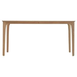 GT-2698-T1690 Teak Ceramic Rectangular Table