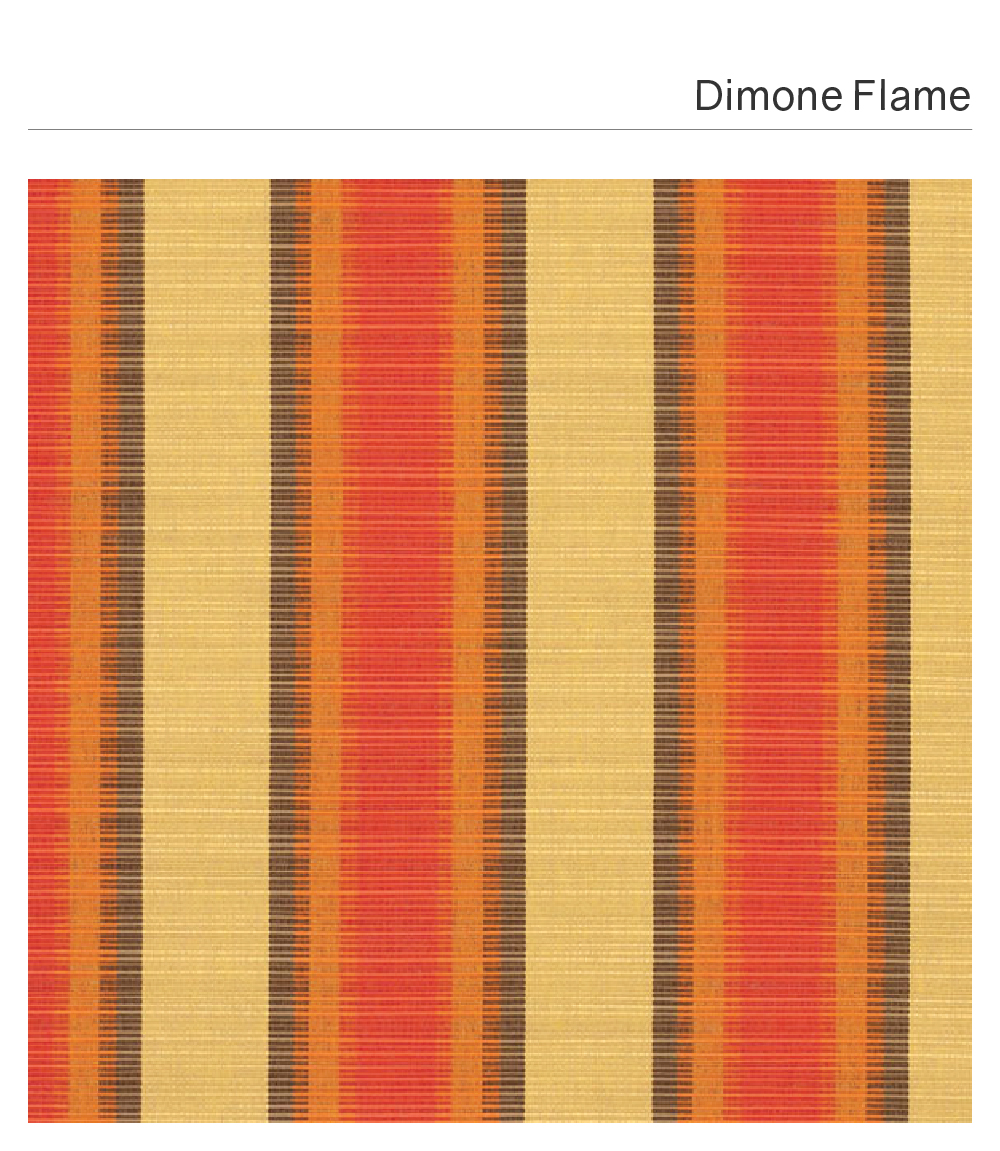 Customized Cushion & Pillow Fabric_MUSE #DimoneFlame-01