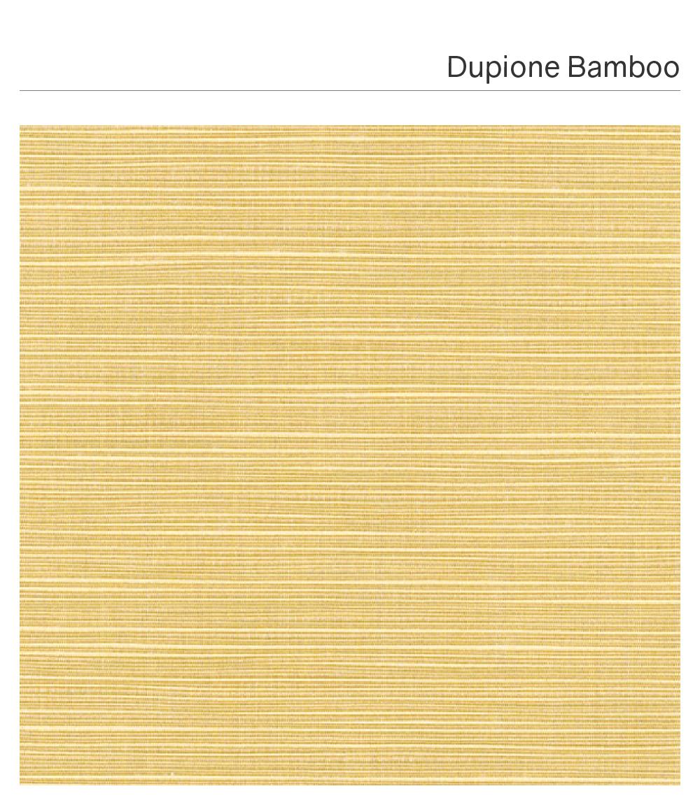 Customized Cushion & Pillow Fabric_MUSE #DupioneBamboo-01