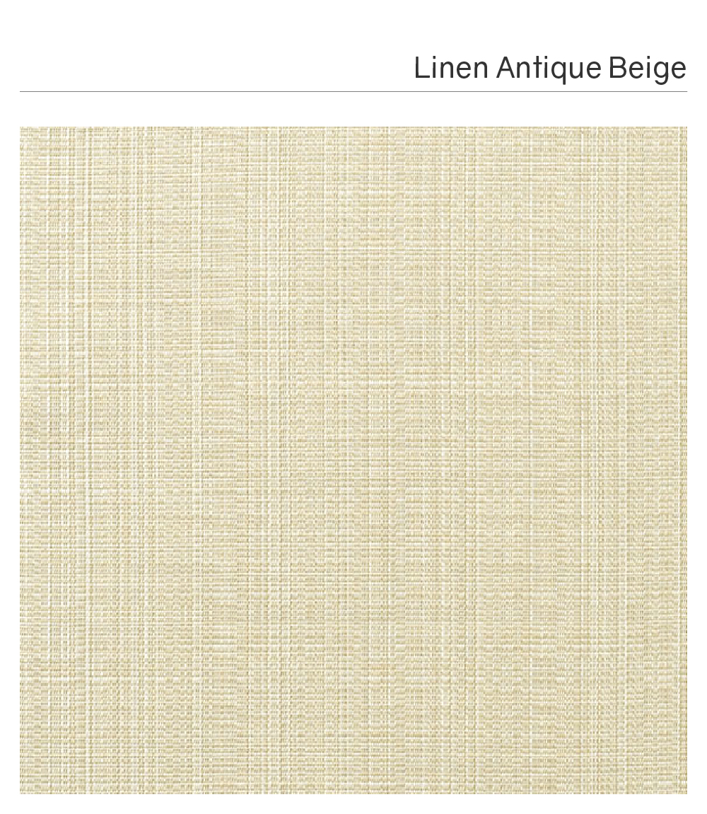 Customized Cushion & Pillow Fabric_MUSE #LinenAntiqueBeige-01