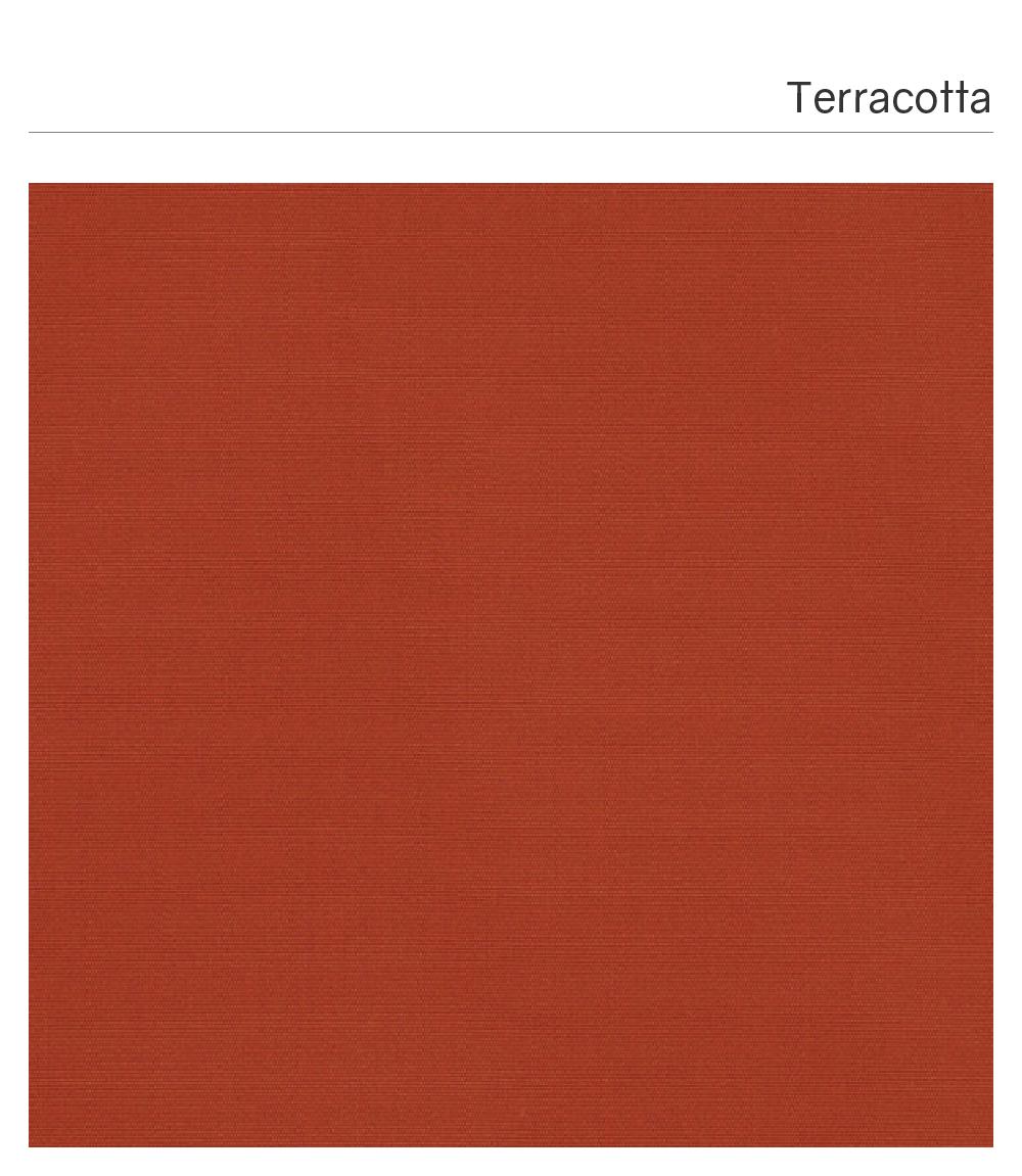 Customized Cushion & Pillow Fabric_MUSE #Terracotta-01