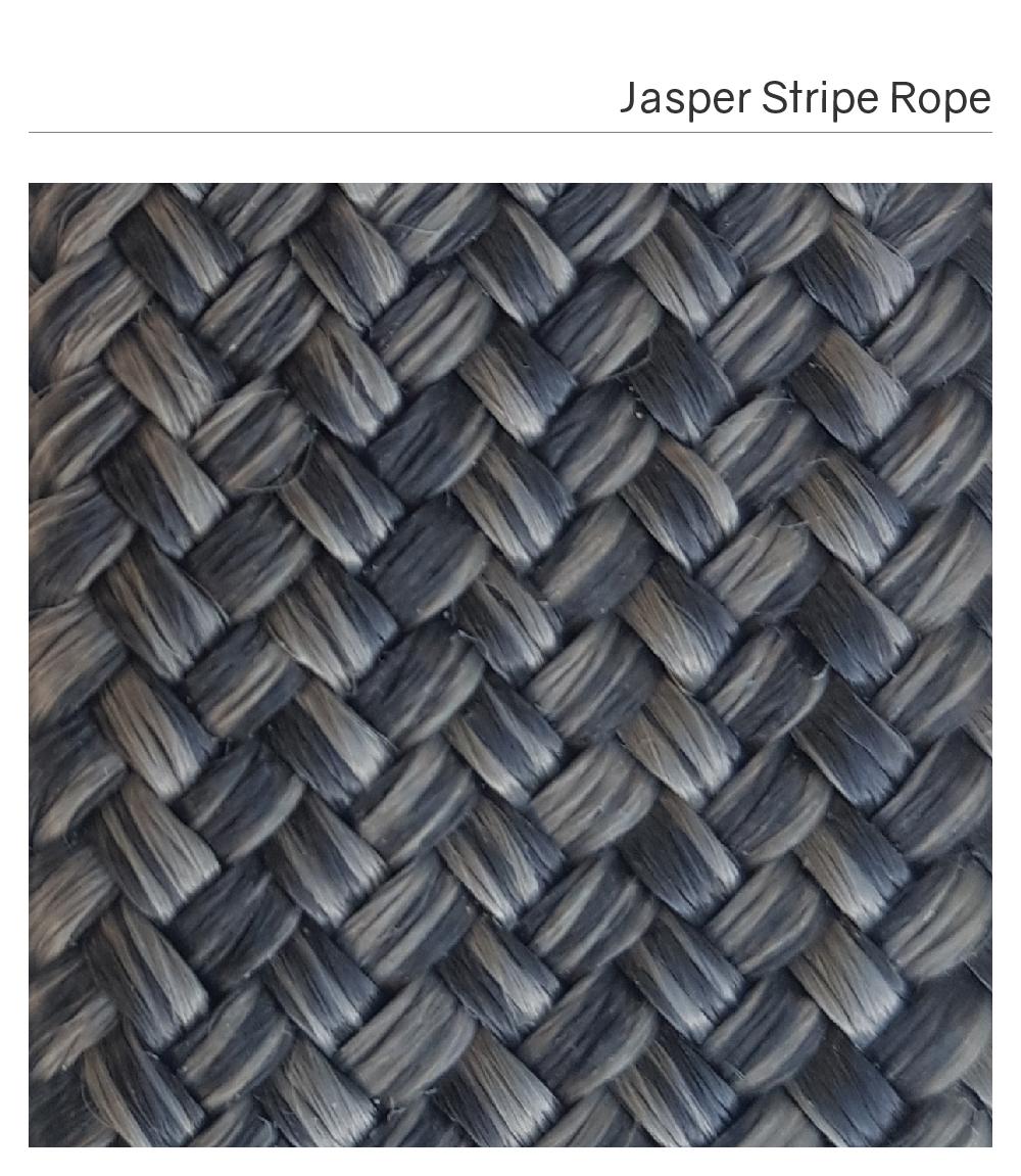Customized Rope_MUSE #JasperStripeRope-01
