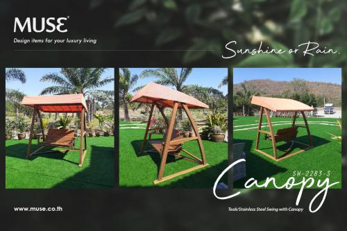 Post Canopy MUSE 2704-01