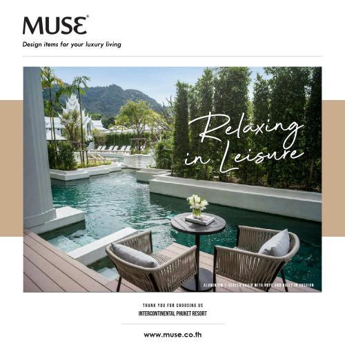 Post Chair InterContinental Phuket MUSE-02
