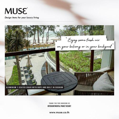 Post Chair InterContinental Phuket MUSE-03