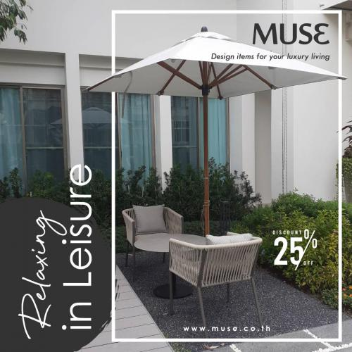 Post Outdoor Collection MUSE 290920-01