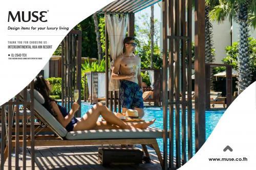 Post Thanks Intercontinental Hua Hin MUSE 3103-01
